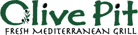 Olive Pit • Fresh Mediterranean Grill Logo